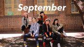 【蓝血姬】原创 September-J.Timberlake, A. Kendrick, Earth,Wind&Fire/ Lulu&Grace编舞