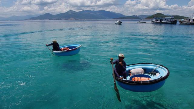 【海哥 Vlog】在越南芽庄来个跳岛游 025