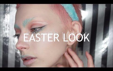 【Jude Karda】复活节兔子灵感妆