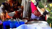 缅甸人的早点,7元一大碗,味美价廉