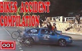 【10-15】自行车事故合集