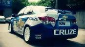 科鲁兹WTCC赛车改装版