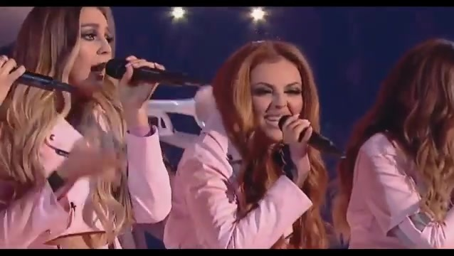 Little Mix & Charlie Puth - Oops - (Live at X Factor UK 2016) - HD.