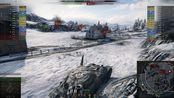 【坦克世界】705A工程7k输出翻盘