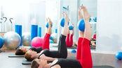 瑜伽减肥视频教程初级 打造完美身材