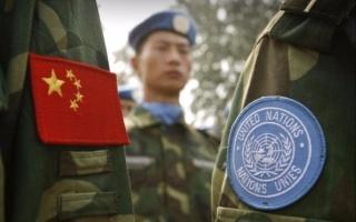 光看装备就知道,中国维和部队是中国军队的精英!