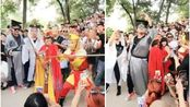 郑州人民公园尬舞团第149集-各路神仙, 各显神通 街舞社会摇群魔乱舞