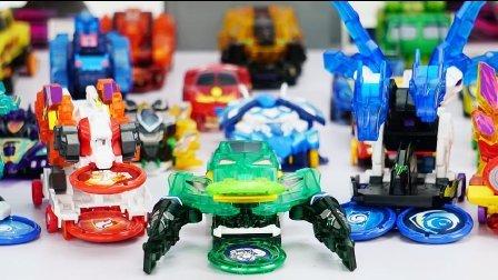 爆裂飞车2比赛第2期之决斗系列 机甲兽神 对战 赛车 玩具口袋