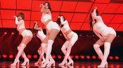 AOA - 猫步轻悄 - SBS人气歌谣 现场版 14/12/07