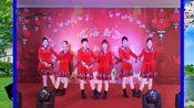 舞台节目《草原情哥哥》庆祝春节晚会 大家欢聚一堂 非常开心