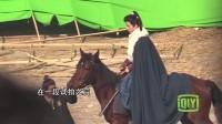 刘昊然-鲜衣怒马美少年 拍摄《琅琊榜2》新戏骑马狂奔20170317