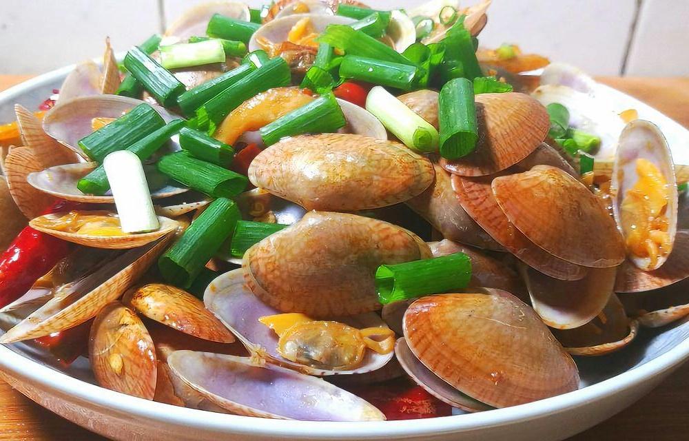 年夜菜:花甲螺最好吃的做法,香辣解馋,吃着真过瘾,做法超简单