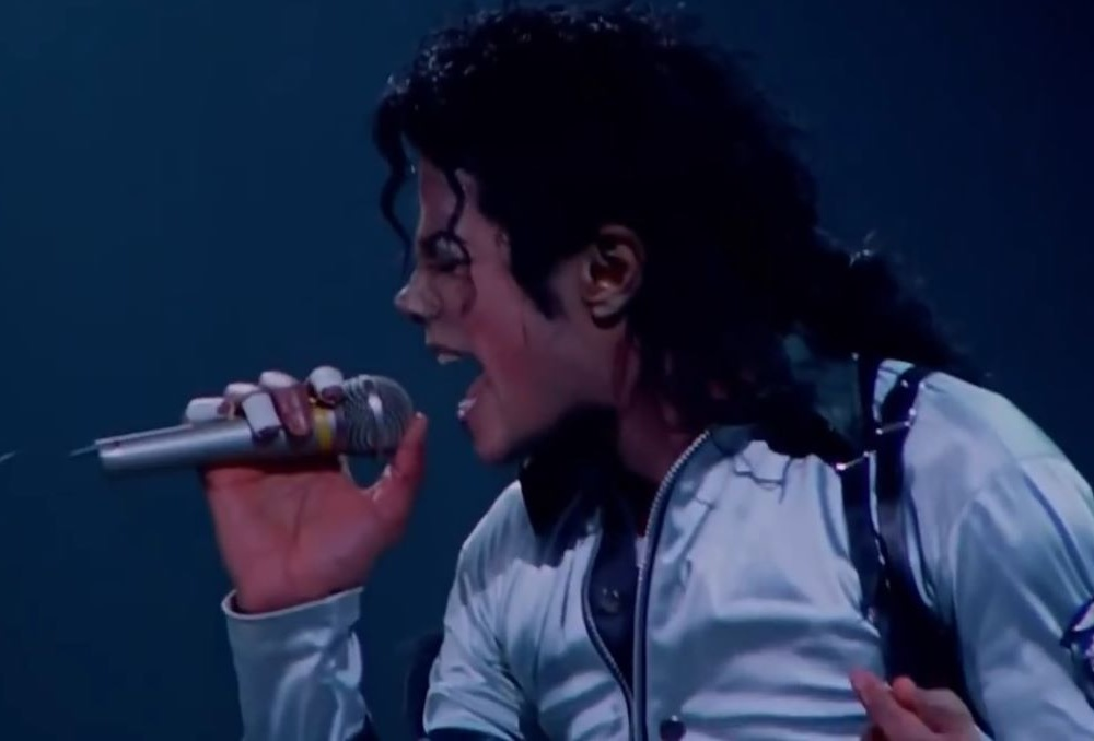 Michael Jackson - Another Part Of Me Live 1988