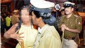 印大批女子遭性侵 跨年晚会集体性骚扰女性