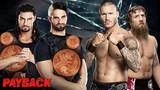WWE2018年2月3日狂野角斗士之WWE美国职业摔角