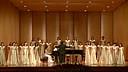 河南理工大学合唱团  女声合唱 《 我们的歌》  指挥:马安平      钢琴伴奏:宁翔良子