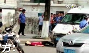 官方:击毙砸运钞车者被立案调查[高清]