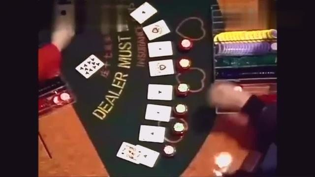 男子带着10个大洋来赌场,疯狂赢钱,老板都看不出哪里出千
