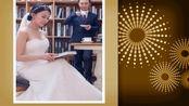 刘靖 王娜婚纱照