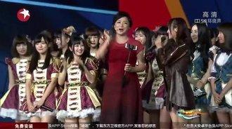 SNH48神曲大联唱:倍儿爽+小苹果+最炫民族风+呜吒