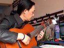 临沂阳光吉他学校刘军演奏:流行的云