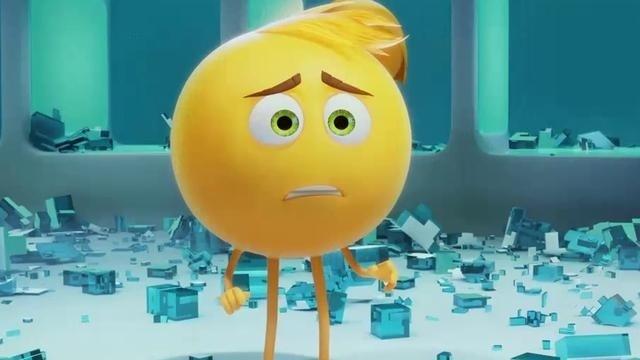 《表情奇幻冒险》片段:吉恩表情错误引发小事故被认定故障