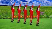 小慧广场舞《醉在草原爱一回》景美人美舞更美32步,附教学-小慧广场舞6