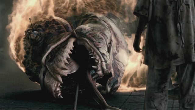 《汉江怪物》鲤鱼王的咆哮
