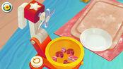 宝宝巴士:奇妙美食餐厅-麻婆豆腐,小游戏