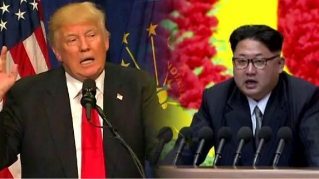 卡尔·文森号航母逼近朝鲜半岛 美国吓唬谁呢?
