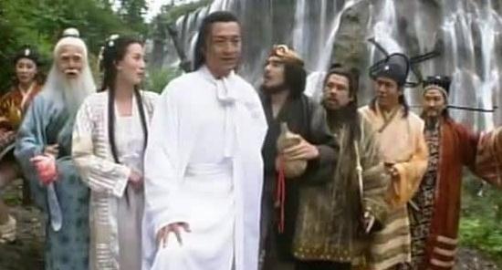 《东游记》八仙冲破星宿归位成仙过程,组成大号吕洞宾秒杀穿山甲