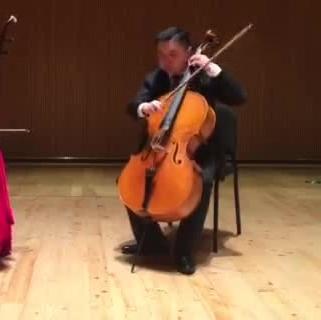 万吉 陈少俊 二胡与大提琴 《梁祝》