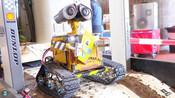 RC机器人总动员-瓦力