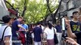 十一逛北京著名的南锣鼓巷,刚进去就后悔了,我这趟到底为了啥?