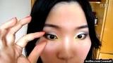 Youna-深邃欧式大眼妆