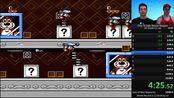 【搬运】NES松鼠大战-最新世界记录12分16秒速通-20200217