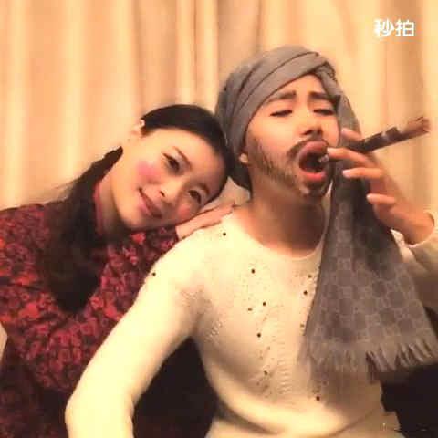 傣族夫妻深情演唱《天竺少女》微信:chengmuxia微博:寒山先生是妹子(棒棒堂)
