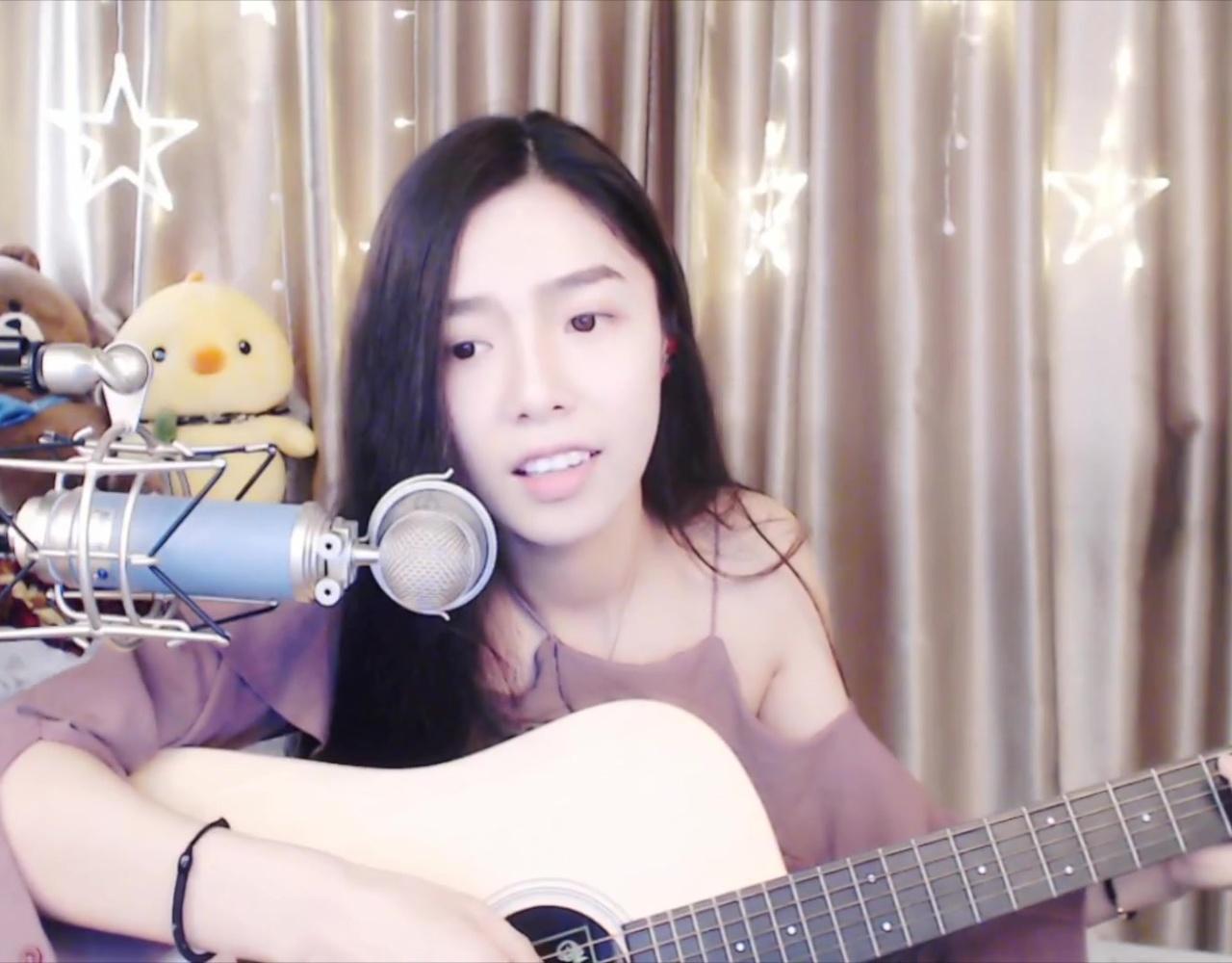 【商潮】吉他弹唱《走马》