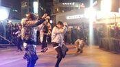 BTOB参与全美超模大赛录制 教《嘀嘀铛铛》舞蹈