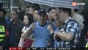 乌拉圭封闭训练备战中国杯 苏亚雷斯到场人气旺