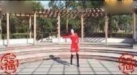 大摇大摆迎春来雨中阳光广场舞16步现代舞