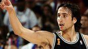 NBAlive:吉诺比利单节狂砍13分,04年一人撕裂活塞防线的妖刀,你还记得吗?