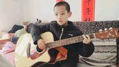 andy弹吉他@阳光总在风雨后