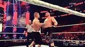 wwe美国职业摔角 布洛克·莱斯纳wwe冠军