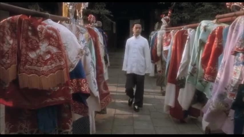 【张国荣】年轮,霸王别姬剪辑片段