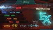 【同步音律喵赛克/手元】Lilith ambivalence lovers Hard Lv.9 All Exact 121.46%