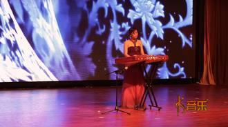 扬琴演奏中国古典名曲《梁祝》