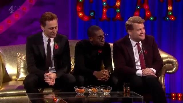 Tom Hiddleston / 抖森跳舞好搞笑