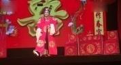 上党落子《杨七娘.洞房》李彩兰饰七娘,屯留上党落子剧团。