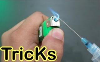 5个打火机的使用技巧